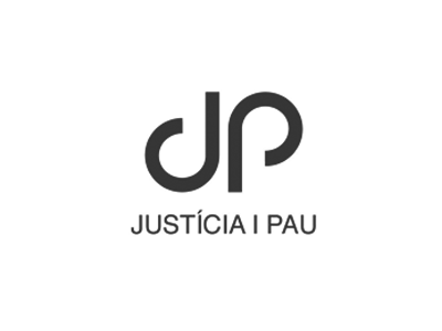 Logotipo de Justícia i Pau